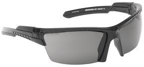 5.11 Tactical CAVU Half Frame Sunglasses (Three Plain Lens), Black, hi-res