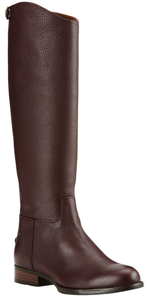 Ariat Women's Mulberry Midtown Tall Boots, Purple, hi-res