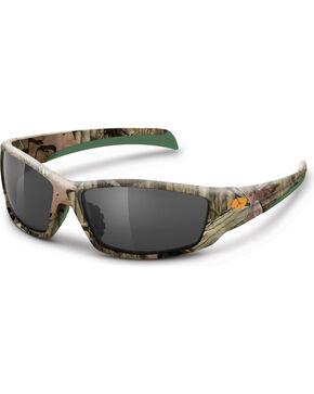 Mossy Oak Men's  Break-Up Infinity® Camouflage Trapline Sunglasses, Camouflage, hi-res