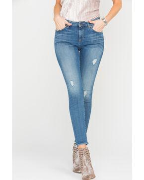 Miss Me Women's Indigo Simply Jeans - Skinny , Indigo, hi-res