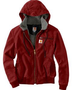 Carhartt Women's Red Weathered Wildwood Jacket , , hi-res