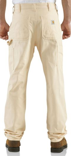 Carhartt Double Front Drill Work Dungaree Pants, , hi-res