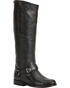 Frye Women's Phillip Ring Tall Boots, , hi-res