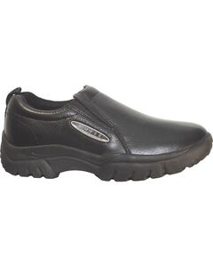 Roper Performance Slip-On Casual Shoes - Wide, , hi-res
