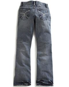 Tin Haul Men's Jagger Fit Triple Stitch Bootcut Jeans, , hi-res