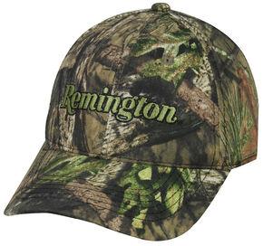 Remington Men's Mossy Oak Camo Cap , Camouflage, hi-res