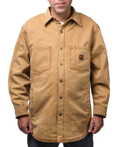 Walls Men's Bandera Vintage Duck Shirt Jacket, , hi-res