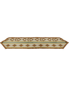 HiEnd Accents Alamosa Collection Table Runner, , hi-res