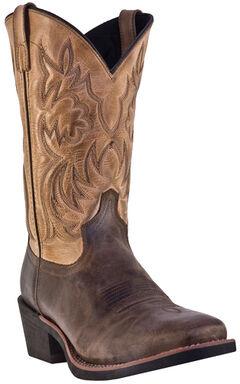 Laredo Breakout Cowboy Boots - Square Toe, , hi-res