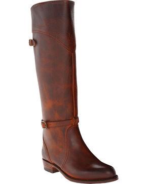 Frye Dorado Lug Riding Boots, Camel, hi-res