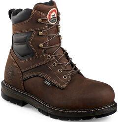 "Red Wing Irish Setter Ramsey 8"" Work Boots - Aluminum Toe , , hi-res"