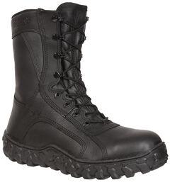 Rocky Men's S2V Flight Ops Steel Toe Tactical Military Boots, , hi-res