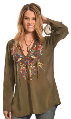 Johnny Was Women's Serendipity Blouse, , hi-res