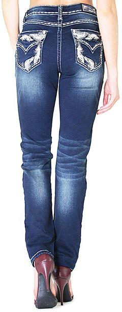 Grace in LA Easy Fit Skinny Jeans , , hi-res