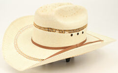 Ariat Kids' Bangora Double S Hat with Eyelets, , hi-res