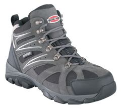 Iron Age Men's Surveyor Steel Toe Hiker Boots, , hi-res