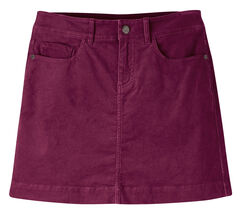 Mountain Khakis Women's Hollyhock Canyon Cord Slim Fit Skirt , , hi-res
