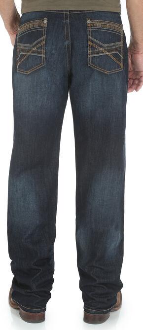 Wrangler 20X Bronc Extreme Relaxed Jeans - Straight Leg , Denim, hi-res