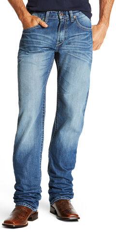 Ariat Men's M2 Cody Relaxed Fit Boot Cut Jeans, , hi-res