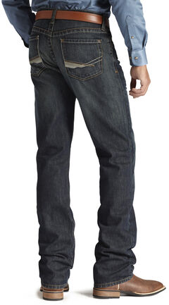 Ariat Denim Jeans - M2 Dusty Road Relaxed Fit, , hi-res