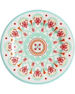 HiEnd Accent Multi Western Four-Piece Melamine Dinner Plate, , hi-res