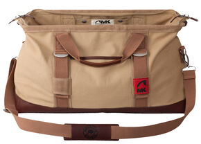 Mountain Khakis Cabin Duffel Bag, Tan, hi-res