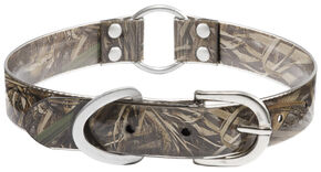 "Browning Realtree Max-5 Camo Performance Dog Collar - Large 18 - 28"", Camouflage, hi-res"