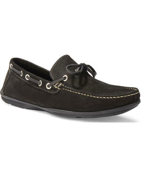 Eastland Men's Daytona Driving Moc Slip-On Shoes - Moc Toe, Black, hi-res