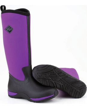 Muck Boots Purple Arctic Adventure Boots, Purple, hi-res