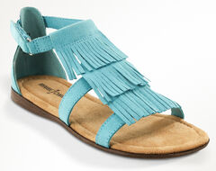 Minnetonka Girls' Maya Sandals, , hi-res