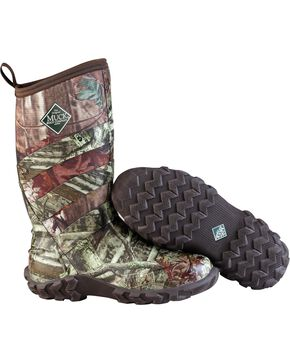 Muck Mossy Oak infinity Pursuit Fieldrunner Hunting Boots, Camouflage, hi-res