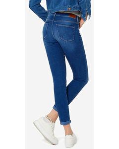 Wrangler Women's 70th Anniversary High Rise Skinny Jeans, , hi-res