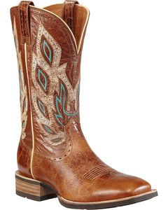 Ariat Nighthawk Western Cowboy Boots - Square Toe, , hi-res
