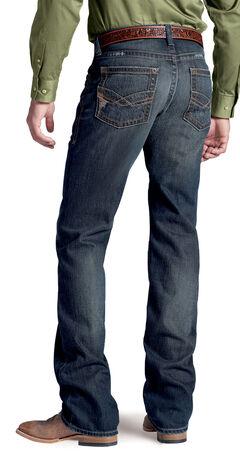 Ariat Denim Jeans - M5 Quattro Straight Leg, , hi-res