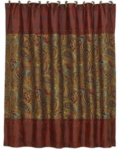 HiEnd Accents San Angelo Shower Curtain, , hi-res