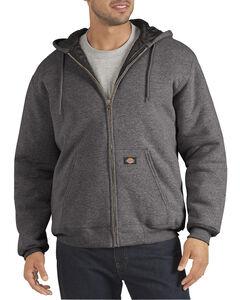 Dickies Heavyweight Quilted Fleece Zip-Up Hoodie, , hi-res