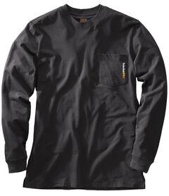 Timberland PRO Men's Base Plate Blended Long Sleeve T-Shirt, , hi-res