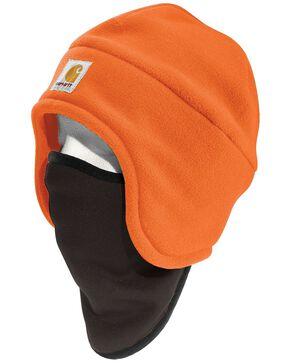 Carhartt High-Visibility Color Enhanced 2-in-1 Headwear, Orange, hi-res