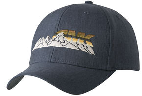 Mountain Khakis Navy Vista Range Flex Fit Cap , Navy, hi-res