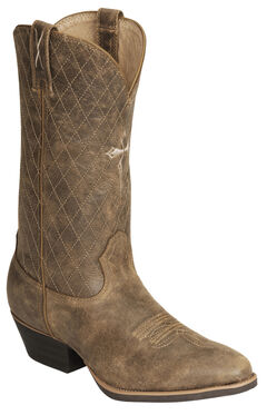 Twisted X Distressed Cowboy Boot - Medium Toe, , hi-res