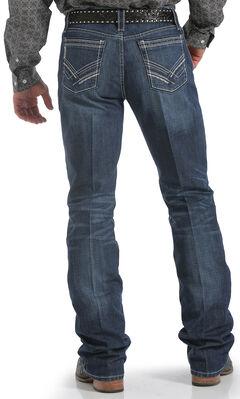 Cinch Ian Slim Fit Dark Wash Jeans - Boot Cut , , hi-res
