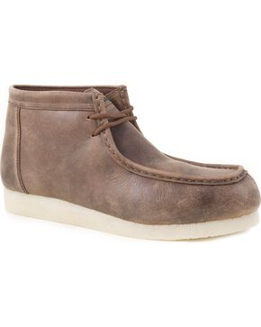 Roper Chukka Gum Casual Shoes, Brown, hi-res