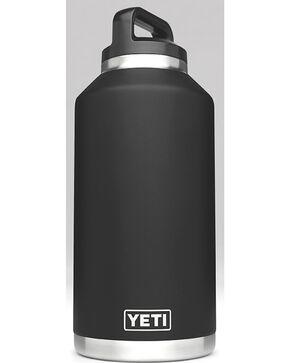 Yeti Black 64 oz. Bottle Rambler , Black, hi-res