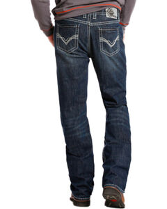 Rock and Roll Cowboy Double Barrel Relaxed Fit Flame Resistant Jeans - Boot Cut , , hi-res