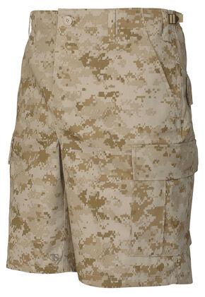 Tru-Spec Men's Desert Digital Camo BDU Shorts , Camouflage, hi-res