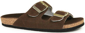 Lamo Sequoia 2 Strap Sandals, Brown, hi-res