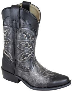 Smoky Mountain Boys' Preston Western Boots - Snip Toe, , hi-res