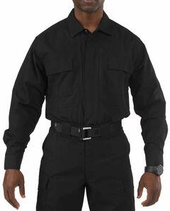 5.11 Tactical Taclite TDU Long Sleeve Shirt - Tall Sizes (2XT - 5XT), , hi-res