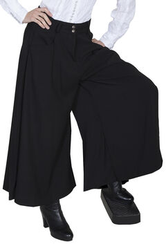 Scully Sueded Riding Skirt, , hi-res