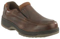 Florsheim Women's Lucky Slip-on Work Shoes - Steel Toe, , hi-res